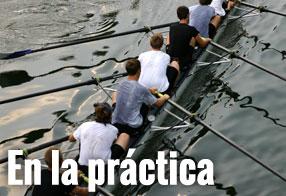 En la práctica